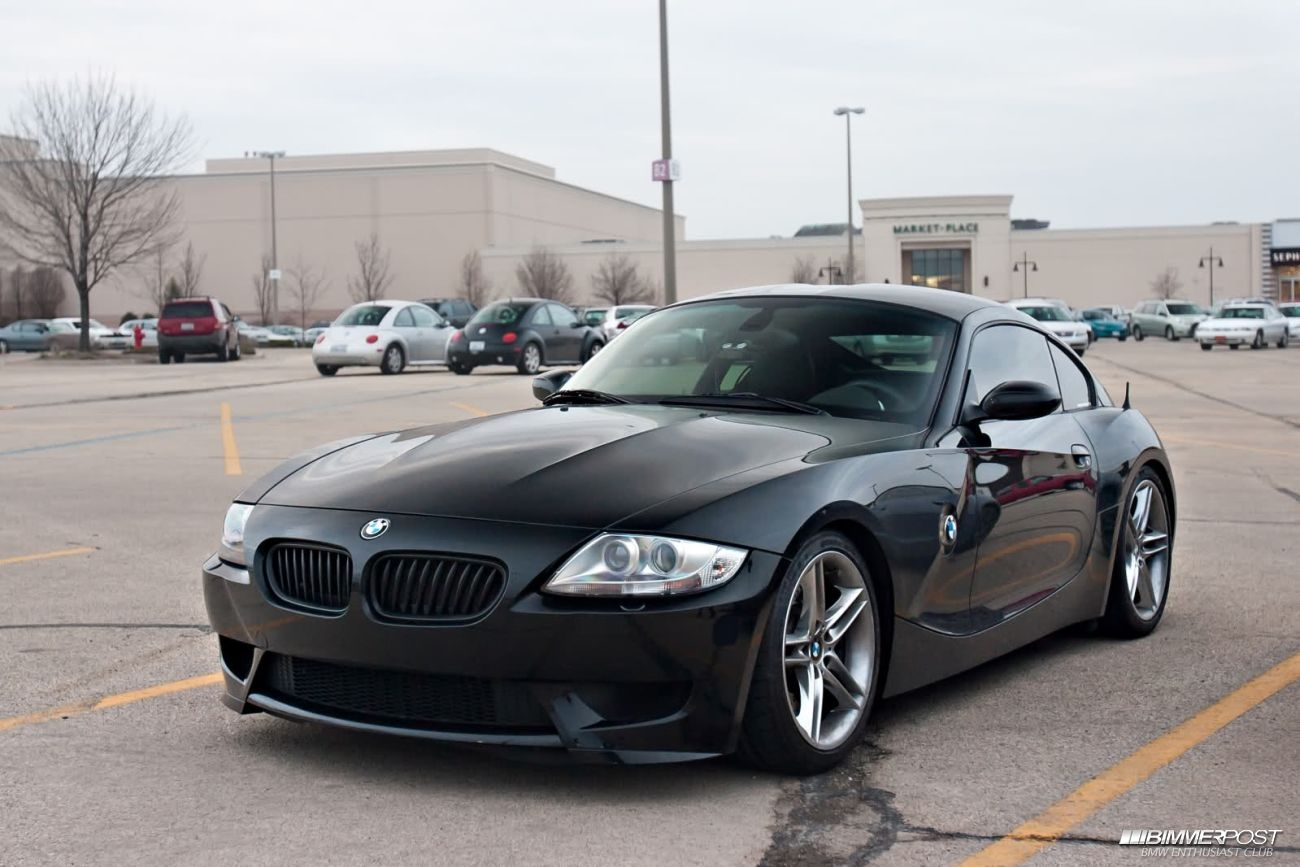 Btm S 2007 Bmw Z4 M Coupe Bimmerpost Garage