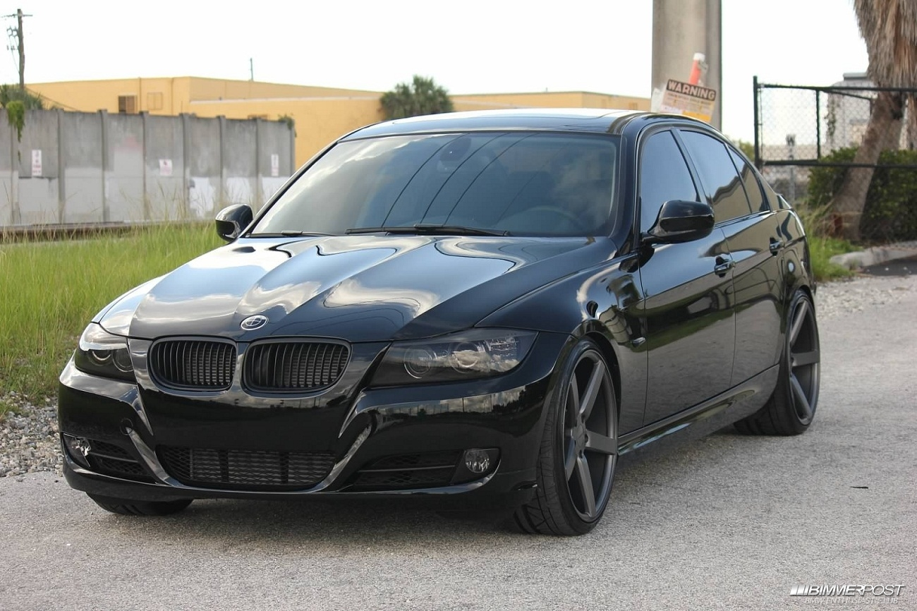 Weisslan S 2011 Bmw 335i Sedan Bimmerpost Garage